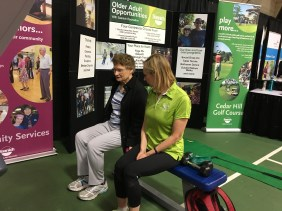 Fitness tips by Saanich Recreation