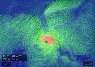 ハリケーン 「イルマ」とは