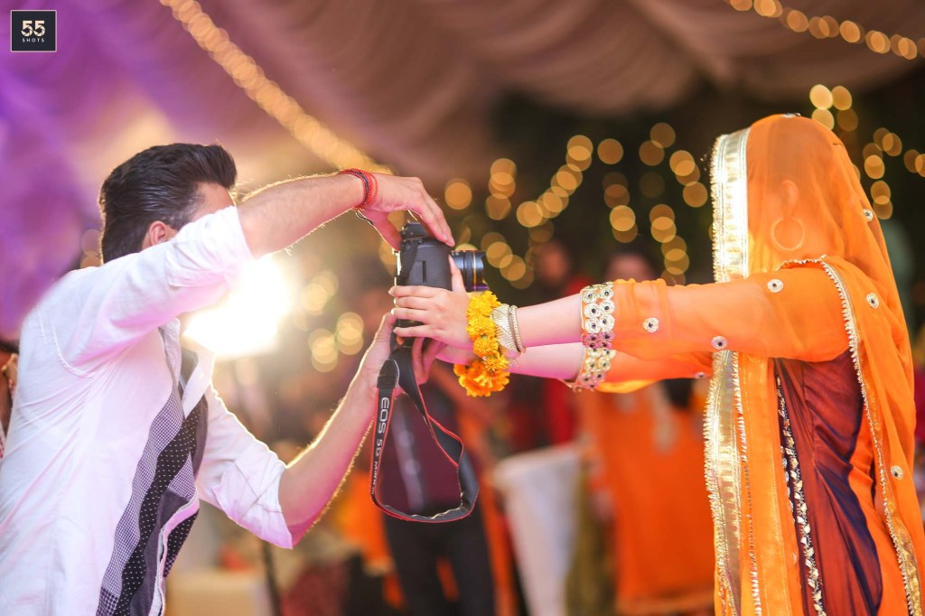 Wedding Photographer - 55 Shots Wedding Photography