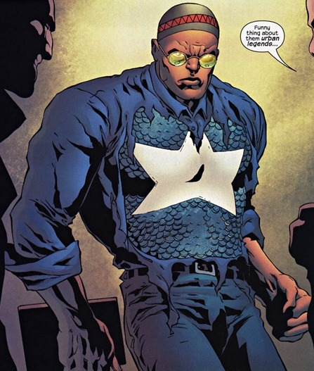 black captain america, theblerdgurl, josiah x