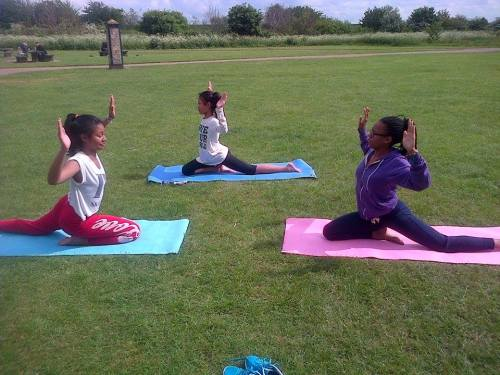Energy Flow YogaThe Children are the Future!#KidsYoga