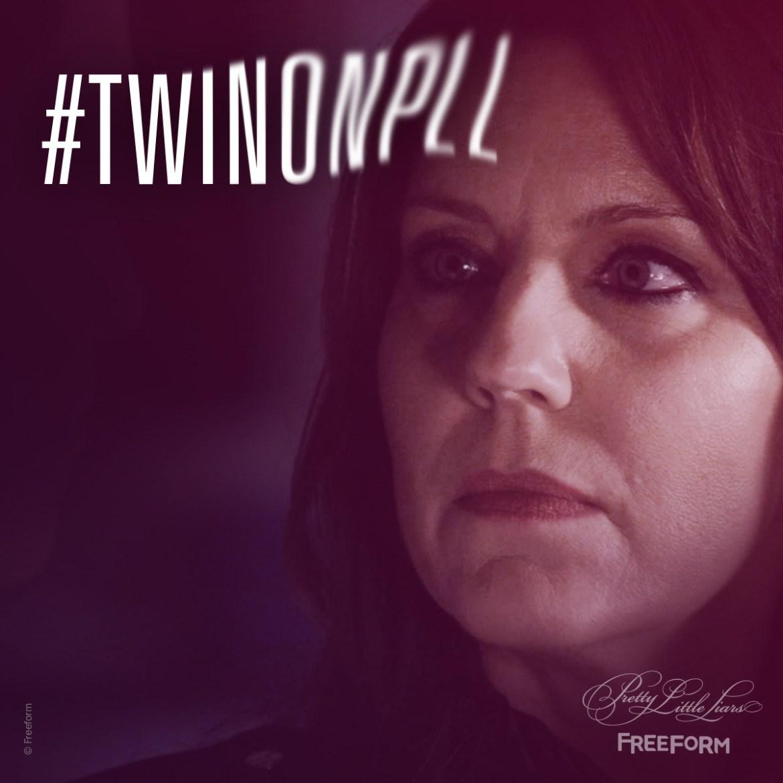 Pretty Little Liars Twin