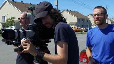 Édouard - le film - Making of