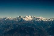Majestic Peaks, Himalayas