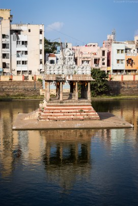 Holy Tank - Parthasarathy Temple