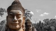 Angkor Thom - Devas