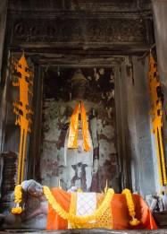 Angkor Wat - Reclining Buddha