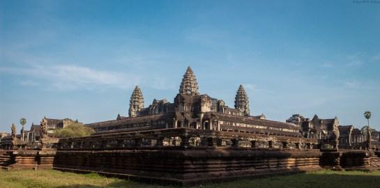 Angkor Wat - Outer View