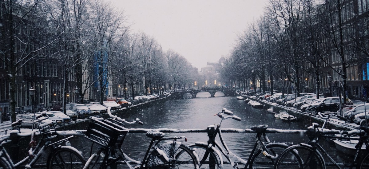 歐洲十日遊日記|Day1,令人興奮的荷蘭還有卡住的電梯