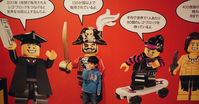 東京旅行|小孩最愛親子景點!東京室內版 台場樂高樂園 LEGOLAND