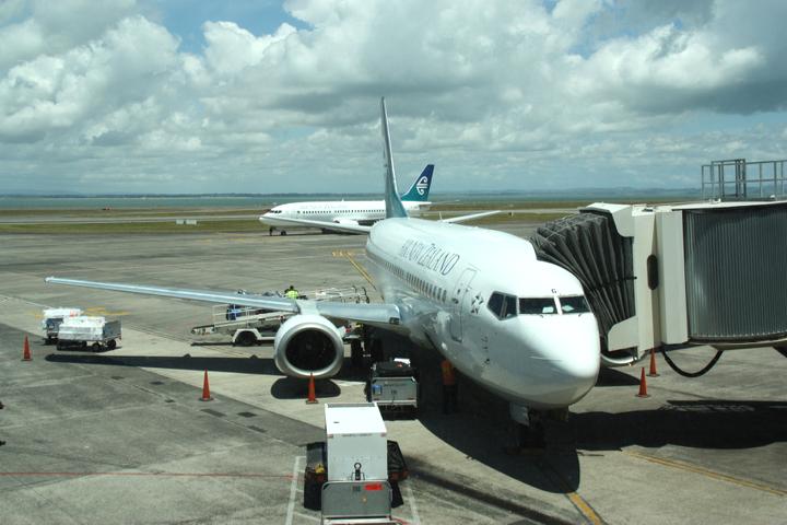 58GradNord - Elternzeit in Neuseeland - NZ Air