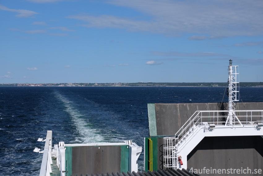 Good-bye Gotland!
