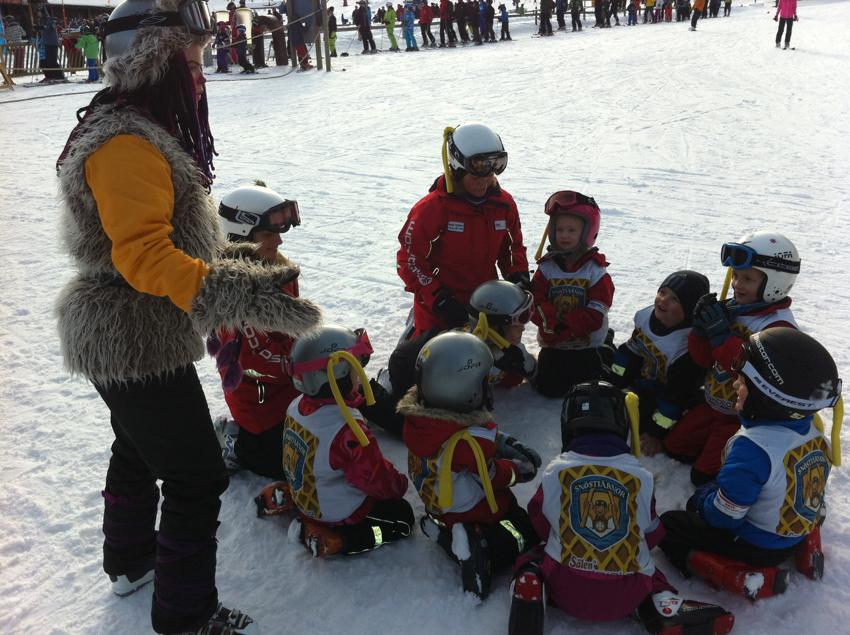 Skischule in Sälen