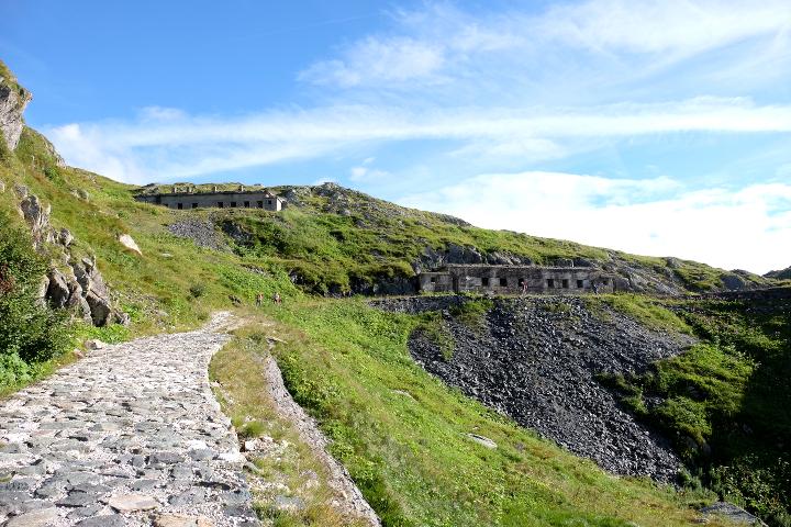 58GradNord - Karnischer Höhenweg - Der Friedensweg