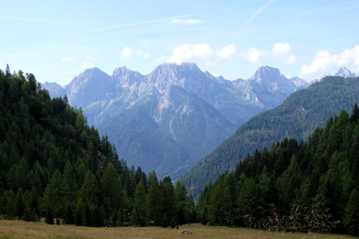 58GradNord - Karnischer Höhenweg - Sissanis-Alm