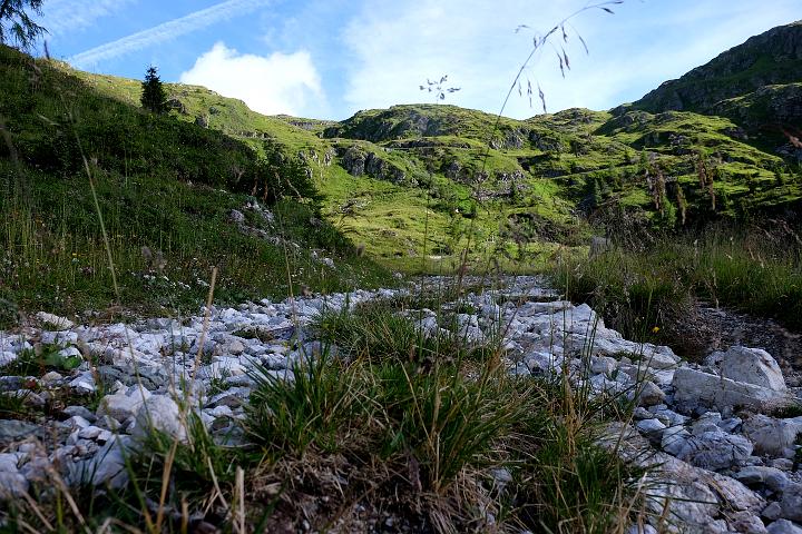 58GradNord - Karnischer Höhenweg - alter Kriegsweg