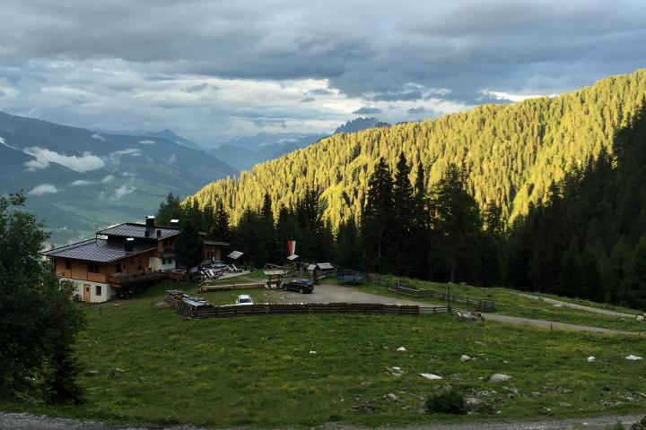 58GradNord - Karnischer Höhenweg Leckfeldalm