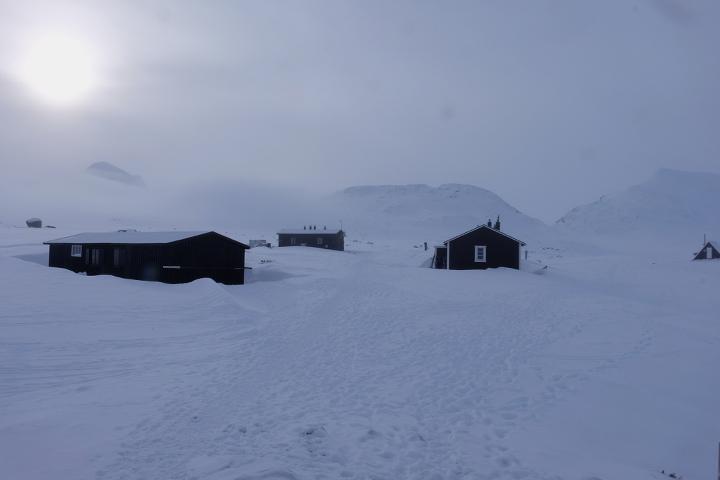 58 Grad Nord - Kungsleden im Winter - STF Singi