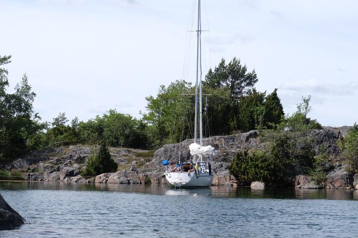 58 Grad Nord - Fotoparade Halbjahr in Bildern - Segelboot