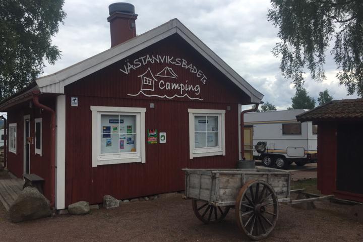 58 Grad Nord - Roadtrip Nordschweden - Västanavik Camping