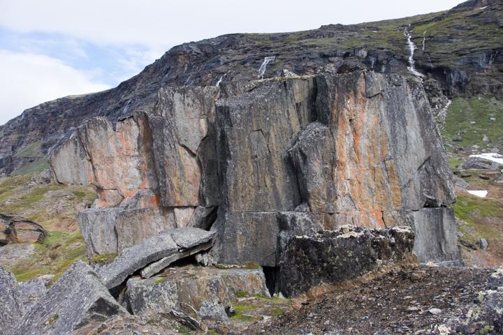 58GradNord - Kärkevagga in Schwedisch Lappland - Kärkevagga