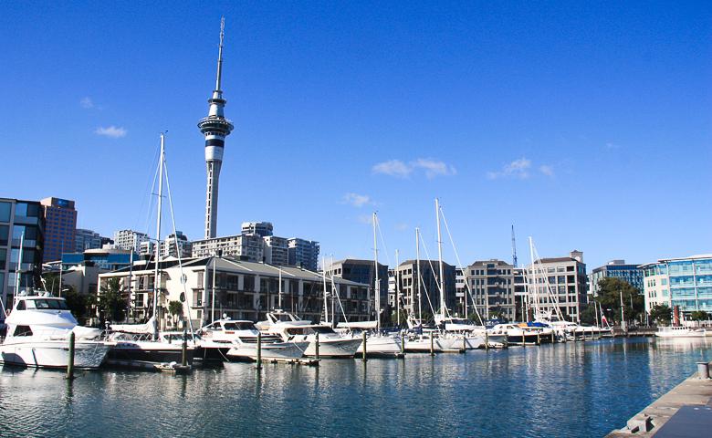 58GradNord - Neuseeland-Auszeit 2.0 City of Sails