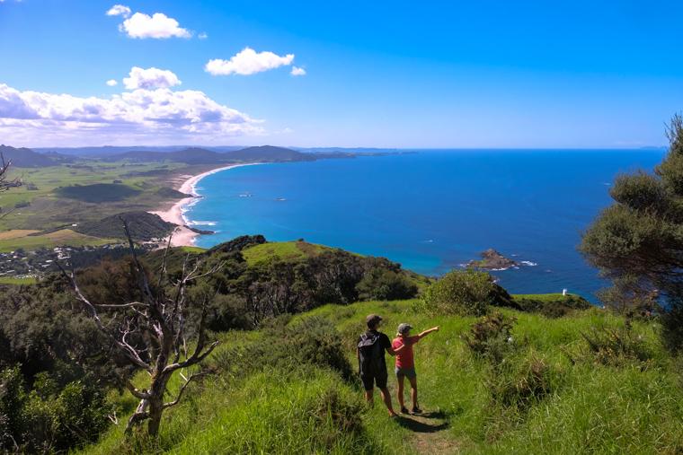 58 Grad Nord - Kiwi-Tagebuch - Northland