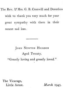 JN Hickson