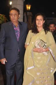 Ranjeet-with-his-wife-at-Lohri-Di-Raat