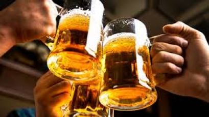 beer celebration!