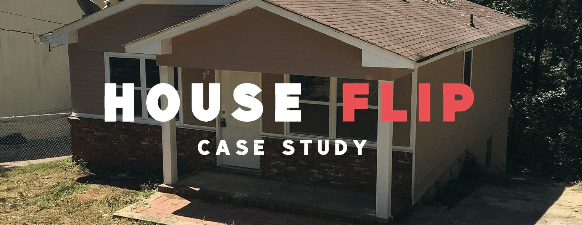 Investing in a house flip