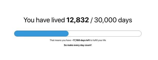 30000 days