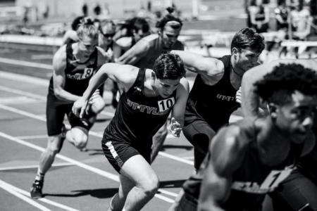 Sprint through the finish line