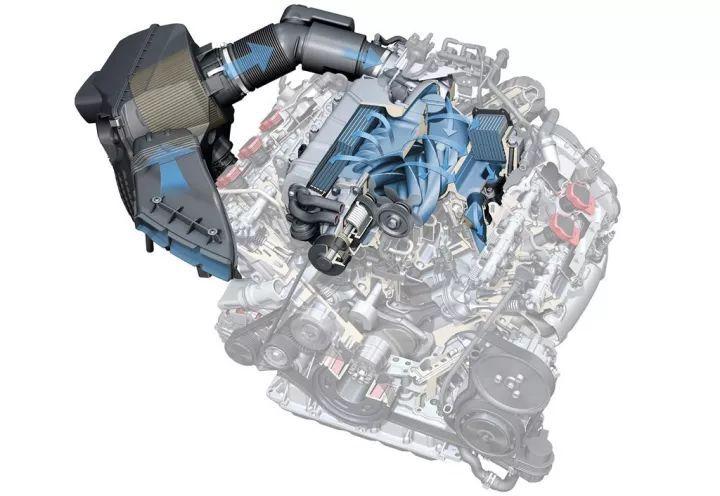 Audi V6 3.0T engine