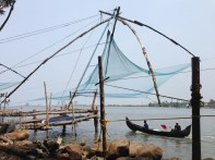 giant fishing nets