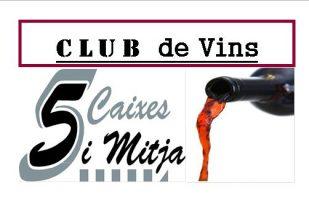 Club de Vins – Selecció Maig 2016