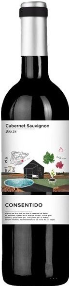CONSENTIDO CABERNET SAUVIGNON