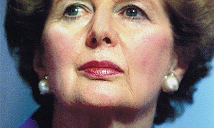 Баронеса Тачър през погледа на 21 век