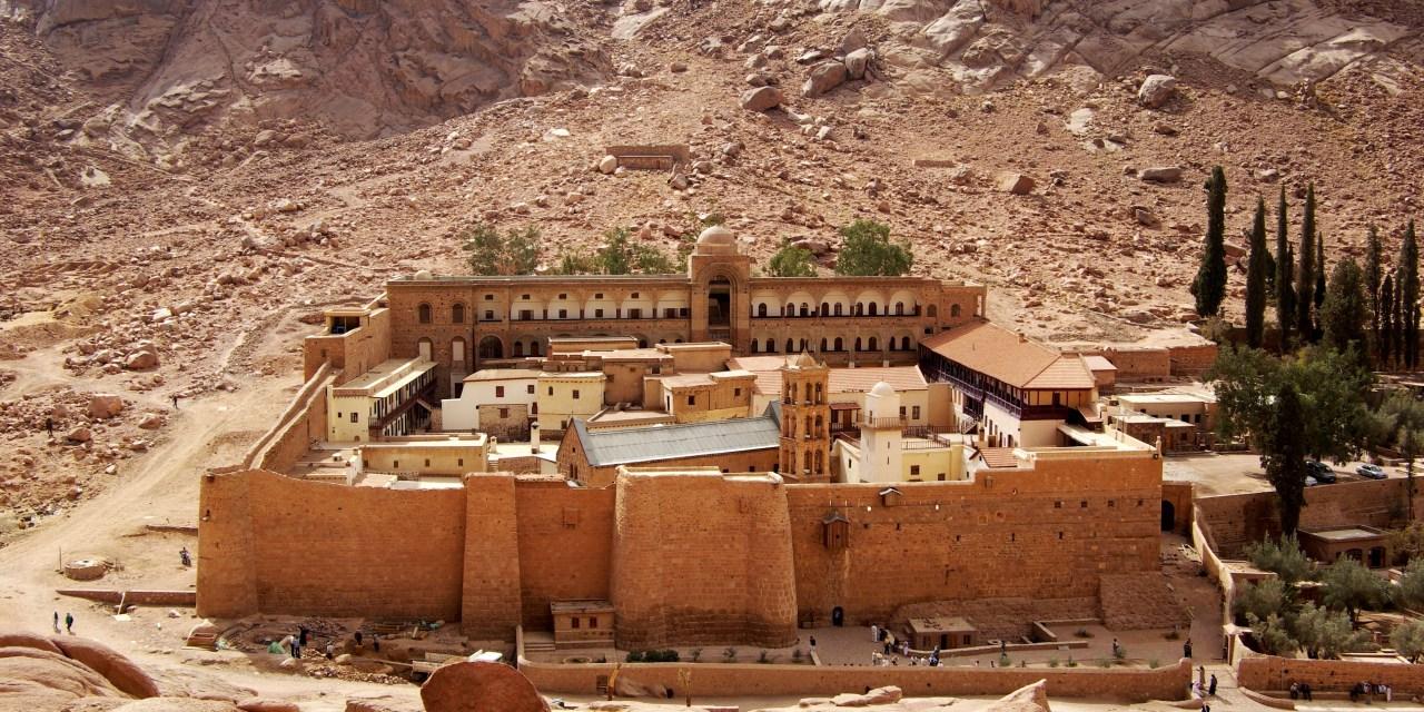 Египетски генерал поиска разрушаването на православен манастир