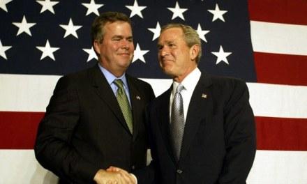 Буш отново в Белия дом?