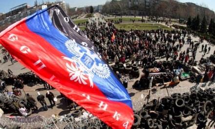 Донецк иска да се присъедини към Русия