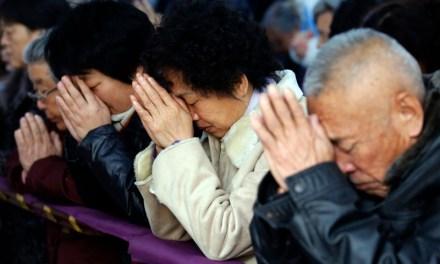 Религията в Китай: пукнатини по атеистичната фасада
