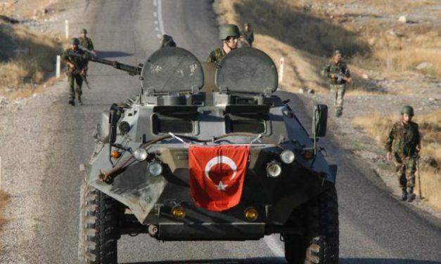 """Операция """"Маслинено клонче"""" е турска, но картбланшът е руски"""