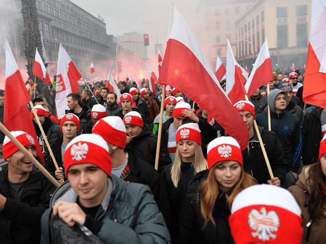 Подкрепата за правителството в Полша расте