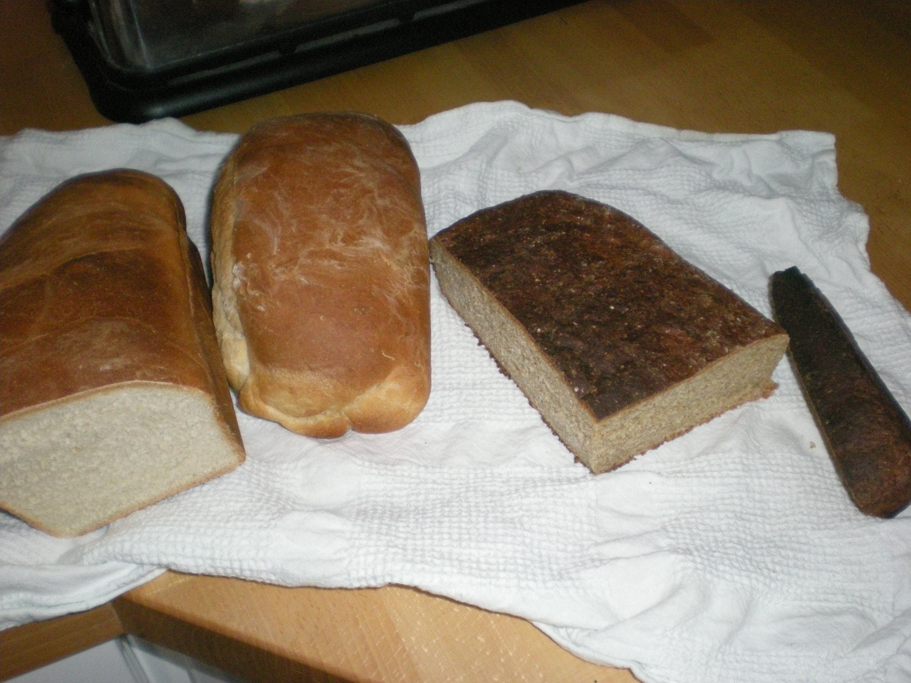 Bread, no prescription necessary