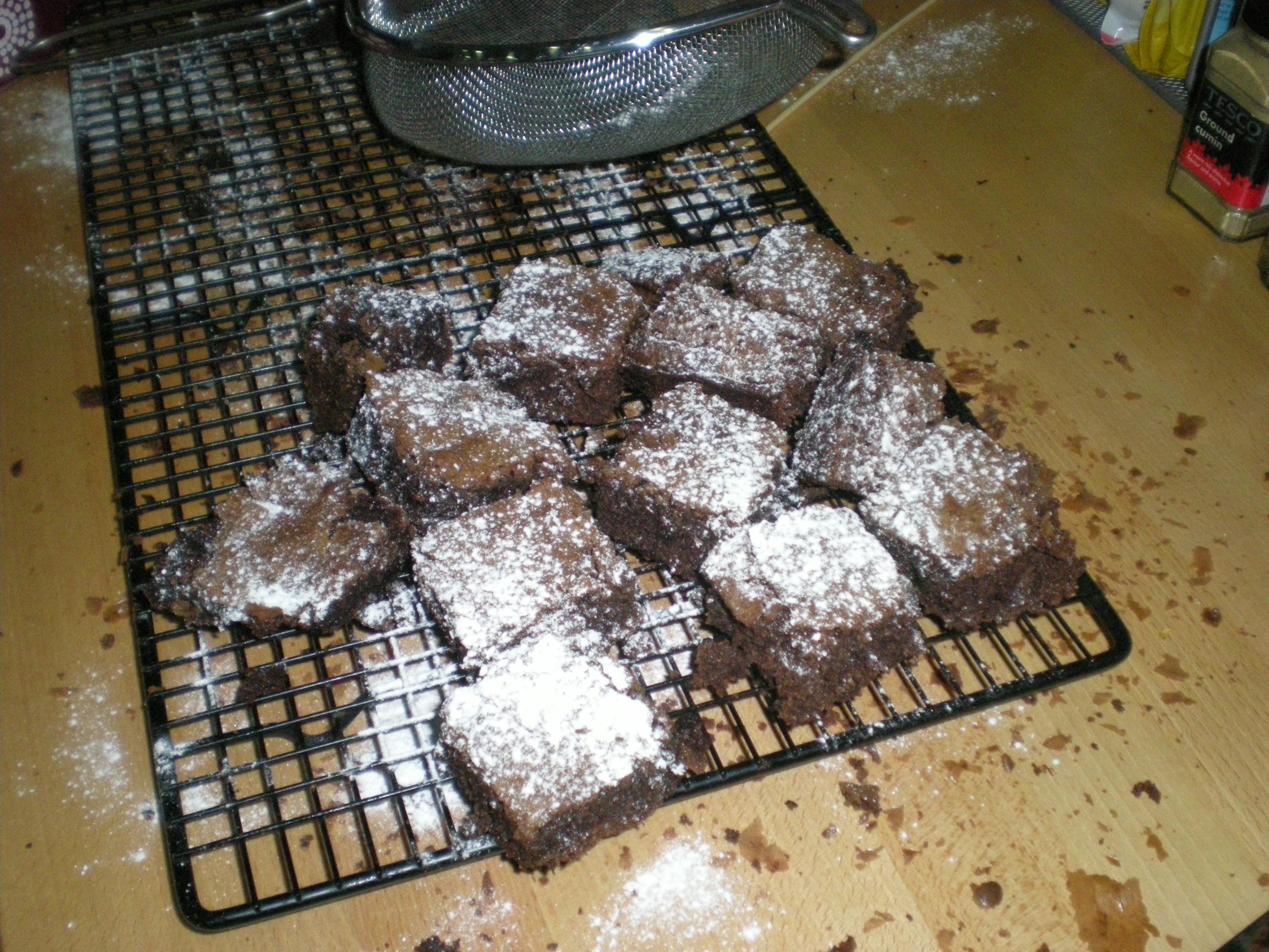 nigel slater's fantastic brownies