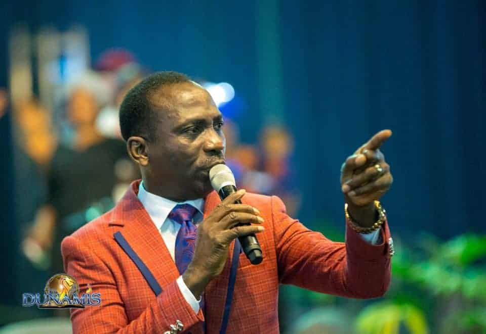 Dunamis Sunday Service 21 March 2021 Message By Dr Paul Enenche