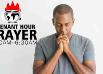 Winners Chapel Live Service 21 October 2021 Covenant Hour of Prayer