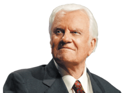 Billy Graham Devotional 21 March 2019 - Satisfaction in Him