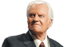 Billy Graham 23 April 2018 Daily Devotional